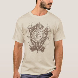 Autobot Distressed Badge 2 T-Shirt