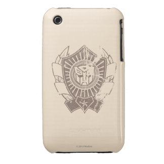 Autobot Distressed Badge iPhone 3 Case-Mate Case