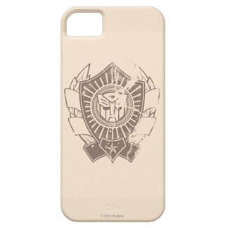 Autobot Distressed Badge iPhone 5 Cover