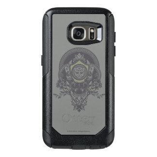 Autobot Floral Badge 2 OtterBox Samsung Galaxy S7 Case