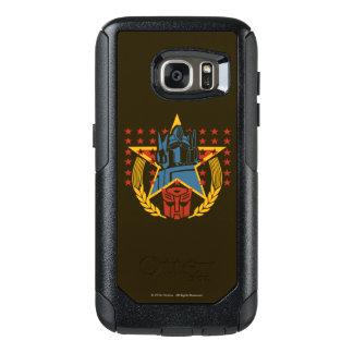 Autobot Patriotic Badge OtterBox Samsung Galaxy S7 Case