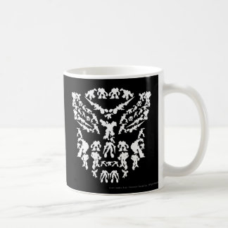 Autobot Shield Collage (White) Coffee Mug