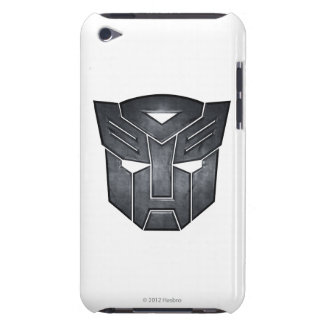 Autobot Shield Metal Barely There iPod Covers