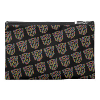 Autobot Shield Pixels Travel Accessory Bags