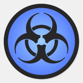 Autocollant de Biohazard