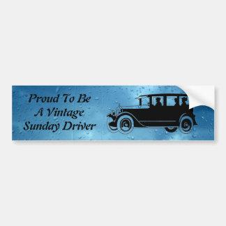 Autocollant de voiture par Pâtisseries Poétique de Autocollants Pour Voiture