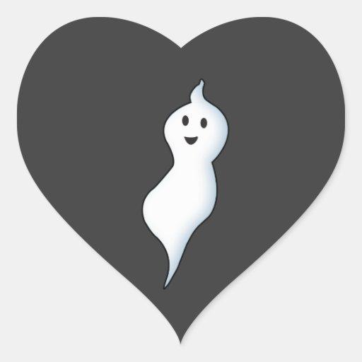 Autocollants amicaux de fantôme de Halloween