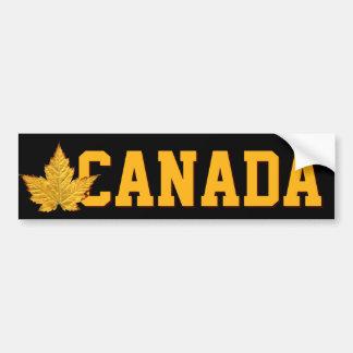 Autocollants de souvenir du Canada d'adhésif pour  Autocollant De Voiture