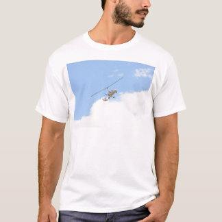 Autogyro In Flight T-Shirt