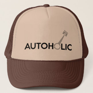 Autoholic Trucker Hat