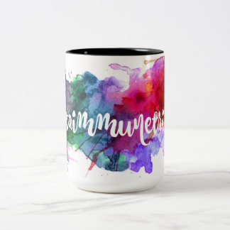 Autoimmune Tribe Splash Mug