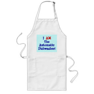 Automatic Dishwasher Long Apron