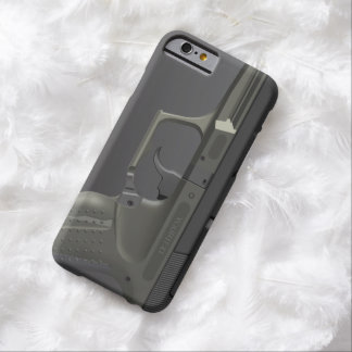 Automatic HandGun Barely There iPhone 6 Case