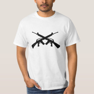 Automatic Rifles T-Shirt