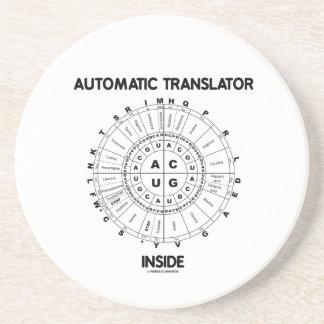 Automatic Translator Inside (RNA Codon Wheel) Coaster