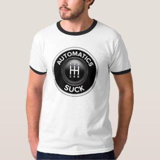 Automatics Suck T-Shirt