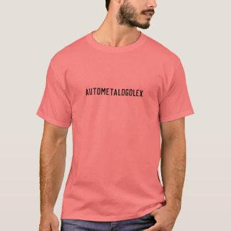 Autometalogolex T-Shirt