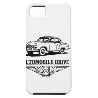 automobile drive older iPhone 5 cover