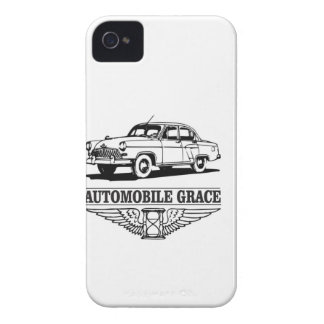automobile grace fun iPhone 4 cases