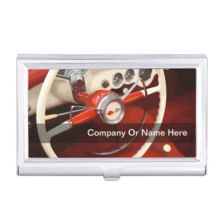 Automotive Business Card Case