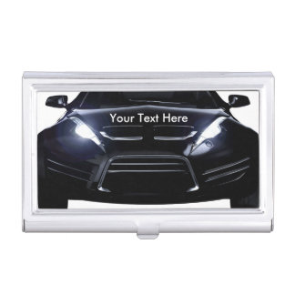 Automotive Business Card Cases
