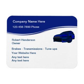 Automotive Business Magnets Flexible Design