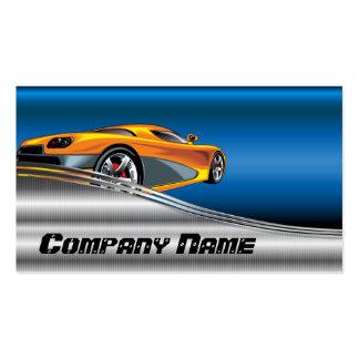 Automotive Detail Business Card