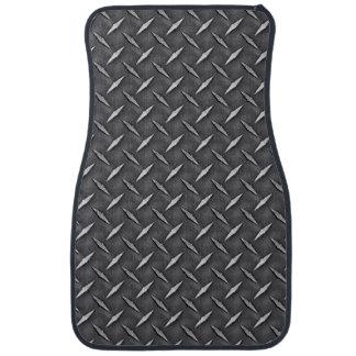 Automotive Diamond Steel Raw Zinc Metal Plate Car Mat