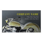 Automotive / Motorcycle / Bike / Racer Card Business Card Templates
