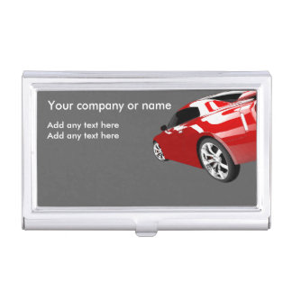 Automotive Themed Business Card Cases