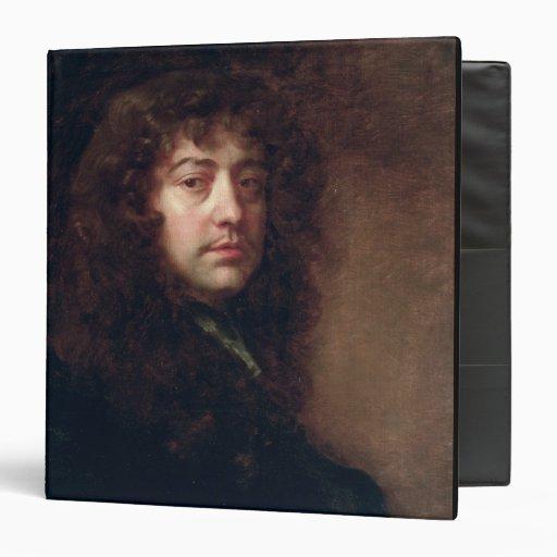 Autoportrait, 1665-70 (huile sur la toile)