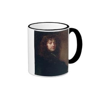 Autoportrait, 1665-70 (huile sur la toile) mug