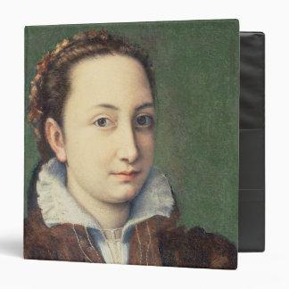 Autoportrait, attired comme domestique-de-honneur