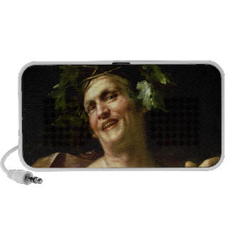 Autoportrait comme Bacchus Haut-parleurs Portables