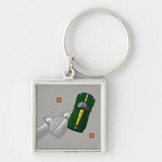 AUTOX-Green Keychain