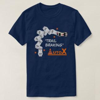 AUTOX-White T-Shirt