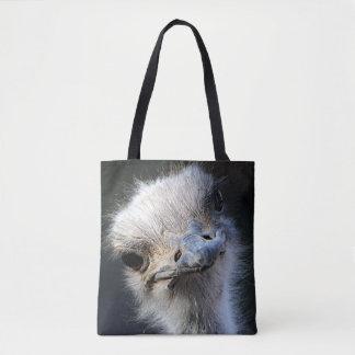 Autruche Tote Bag