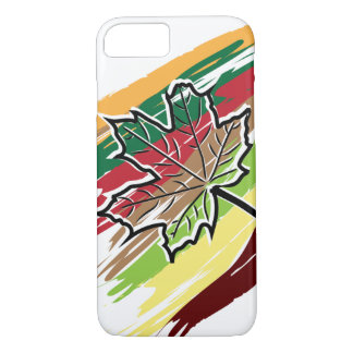 autum colors iPhone 8/7 case