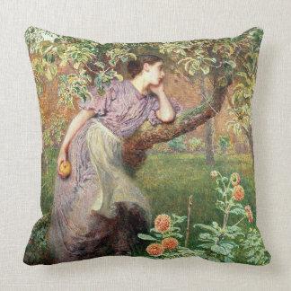 Autumn, 1865 pillow