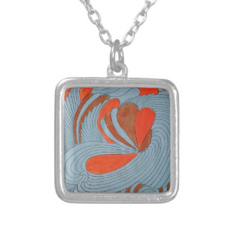 autumn 29_result.JPG Silver Plated Necklace