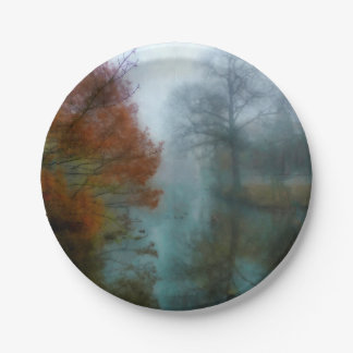 Autumn 7 Inch Paper Plate