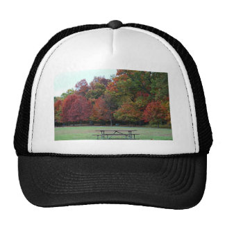 Autumn Ablaze Trucker Hat