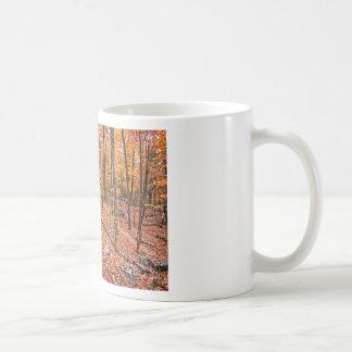 Autumn Above the Trail Coffee Mug