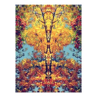 Autumn Abstract Photo