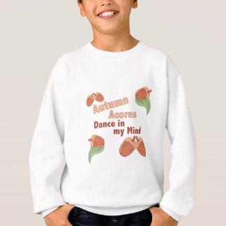 Autumn Acorns Sweatshirt