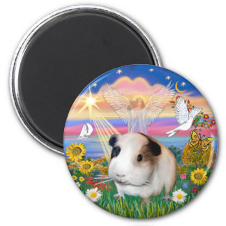 Autumn Angel - Guinea Pig 1 Magnet