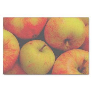 Autumn Apples Tissue Paper
