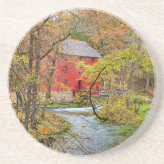Autumn At Alley Mill Drink Coasters