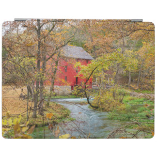 Autumn At Alley Mill iPad Cover