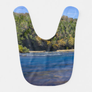 Autumn At North Fork Baby Bibs